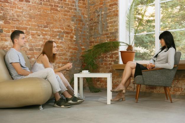 Psicólogos matrimoniales Móstoles. Terapia con un joven matrimonio.