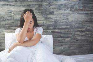 Mujer con ansiedad Psicólogos Móstoles